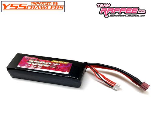 YSS TRC リポバッテリー 3セル[11.1v] 4,000mA/h 45C LiPoバッテリー!