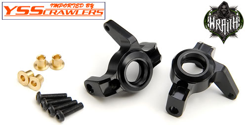 YSS Steering Knuckle for WRAITH v2