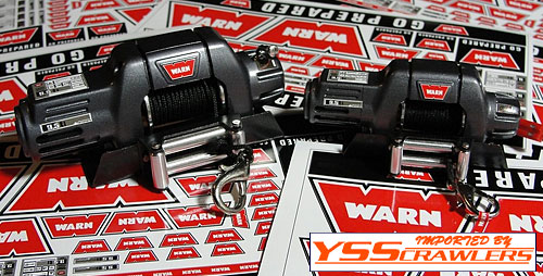 YSS Warn Sticker Set!
