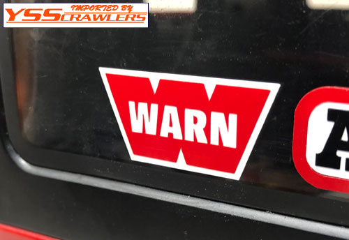 YSS WARN Sticker!