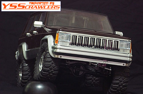 YSS Xtra Jeep Cherokee XJ Front Chrome Grill!