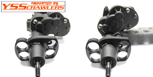 YSS 4 Holes Rear Weight Carrier for XR10! [pair]