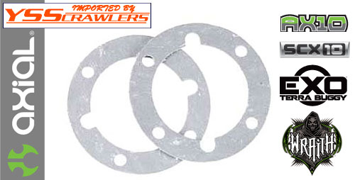 Axial Diff Gasket