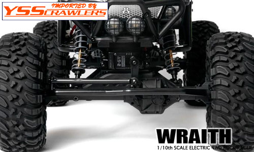 Axial Racing AR60 OCP Front Axle Set Complete! [AX30831]