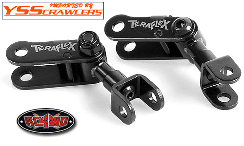 RC4WD Teraflex Revolver Shackle! [2pcs]