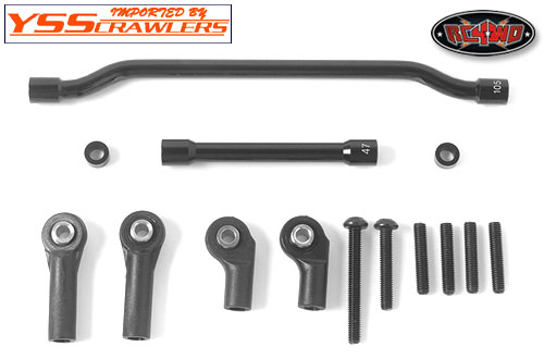 RC4WD K44 Cast Steering Link Set
