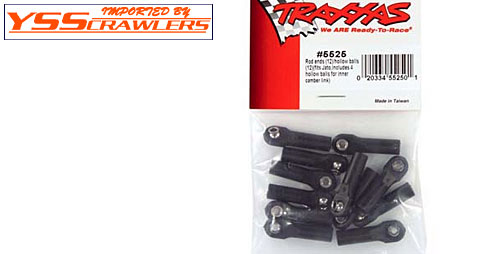 Traxxas 4mm Extra Long Rod End Set