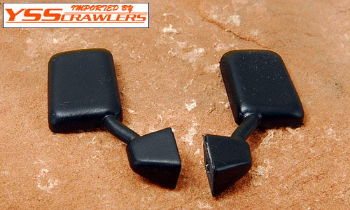 YSS Scale Rubber Back Mirror V2 For Tamiya Hilux [L&R]
